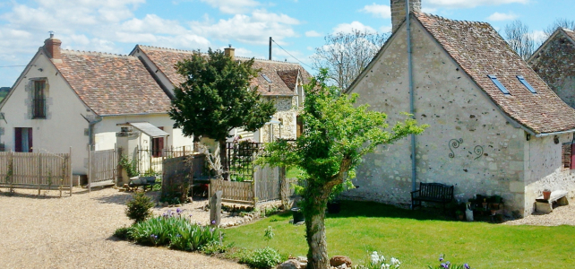 Group Accommodation in The Loire countryside